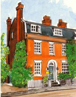 Baverstocks House