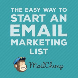 The Easy Way To Start An Email Marketing List